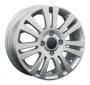 Replica GM13 - Общие характеристики  Тип : литые Материал : алюминиевый сплав Цвет : серебристый