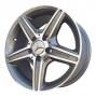 Replica MB64 - Общие характеристики  Тип : литые Материал : алюминиевый сплав Цвет : серебристый+черный