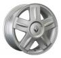 Replica 582 - Общие характеристики  Тип : литые Материал : алюминиевый сплав Цвет : серебристый