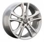 Replica VW27 - Общие характеристики  Тип : литые Материал : алюминиевый сплав Цвет : серебристый