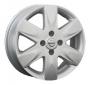 Replica NS43 - Общие характеристики  Тип : литые Материал : алюминиевый сплав Цвет : серебристый