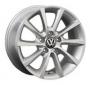 Replica VW17 - Общие характеристики  Тип : литые Материал : алюминиевый сплав Цвет : серебристый