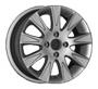 Replica GM12 - Общие характеристики  Тип : литые Материал : алюминиевый сплав Цвет : серебристый