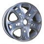 Replica FD18 - Общие характеристики  Тип : литые Материал :   алюминиевый сплав Цвет : серебристый