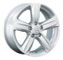 Replica OPL11 - Общие характеристики  Тип : литые Материал : алюминиевый сплав Цвет : серебристый  хром