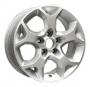 Replica OP1 6.5x16/5x110 d65.1 ET37 -  Тип : литые Цвет : серебристый Крепежные отверстия : 5 Диаметр центрального отверстия : 65.1 мм