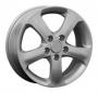Replica HND17 - Общие характеристики  Тип : литые Материал : алюминиевый сплав Цвет : серебристый