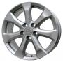 Replica 592 Opel  6x15/4x100 D56.5 ET37 -  Тип : литые Цвет : серебристый Крепежные отверстия : 4 Диаметр центрального отверстия : 56.5 мм