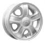 Replica HY5 5.5x14/4x100 D54.1 ET46 -  Тип : литые Цвет : серебристый Крепежные отверстия : 4 Диаметр центрального отверстия : 54.1 мм