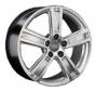 Replica 605 - Общие характеристики  Тип : литые Материал : алюминиевый сплав Цвет : серебристый