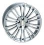 Replica VW25 - Общие характеристики  Тип : литые Материал : алюминиевый сплав Цвет : серебристый