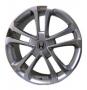 Replica HO-098 - Общие характеристики  Тип : литые Материал : алюминиевый сплав Цвет : серебристый  серебристый+черный
