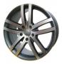 Replica 530 Audi - Общие характеристики  Тип : литые Материал : алюминиевый сплав Цвет : серебристый+черный