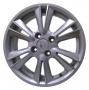 Replica H18 6.0x15/4x100 d56.1 ET53 -  Тип : литые Цвет : серебристый Крепежные отверстия : 4 Диаметр центрального отверстия : 56.1 мм