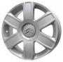Replica CI9 5.5x14/4x108 D65.1 ET24 -  Тип : литые Цвет : серебристый Крепежные отверстия : 4 Диаметр центрального отверстия : 65.1 мм
