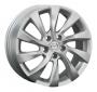 Replica MZ20 - Общие характеристики  Тип : литые Материал : алюминиевый сплав Цвет : серебристый