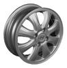 Replica HND22 - Общие характеристики  Тип : литые Материал : алюминиевый сплав Цвет : серебристый