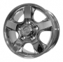 Replica 590 TO/LX - Общие характеристики  Тип : литые Материал : алюминиевый сплав Цвет : серебристый  хром