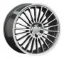 Replica MB63 - Общие характеристики  Тип : литые Материал : алюминиевый сплав Цвет : серебристый