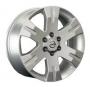 Replica NS19 - Общие характеристики  Тип : литые Материал : алюминиевый сплав Цвет : серебристый