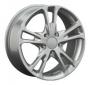 Replica H16 - Общие характеристики  Тип : литые Материал : алюминиевый сплав Цвет : серебристый