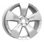 Replica SB18 - Общие характеристики  Тип : литые Материал : алюминиевый сплав Цвет : серебристый