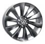 Replica VW36 - Общие характеристики  Тип : литые Материал : алюминиевый сплав Цвет : серебристый