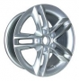 Replica A34 - Общие характеристики  Тип : литые Материал : алюминиевый сплав Цвет : серебристый