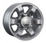 Replica MI4 - Общие характеристики  Тип : литые Материал :   алюминиевый сплав Цвет : серебристый