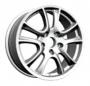 Replica PR6 - Общие характеристики  Тип : литые Материал : алюминиевый сплав Цвет : серебристый