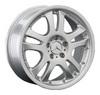 Replica MB38 - Общие характеристики  Тип : литые Материал :   алюминиевый сплав Цвет : серебристый  хром