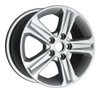 Replica FD30 - Общие характеристики  Тип : литые Материал : алюминиевый сплав Цвет : серебристый  хром