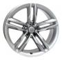 Replica W562 - Общие характеристики  Тип : литые Материал : алюминиевый сплав Цвет : серебристый