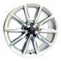 Replica W550 - Общие характеристики  Тип : литые Материал : алюминиевый сплав Цвет : серебристый
