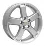 Replica W911 - Общие характеристики  Тип : литые Материал : алюминиевый сплав Цвет : серебристый