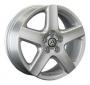 Replica VW7 - Общие характеристики  Тип : литые Материал :   алюминиевый сплав Цвет : серебристый