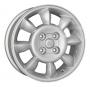 Replica HY2 5.5x14/4x100 D54.1 ET46 -  Тип : литые Цвет : серебристый Крепежные отверстия : 4 Диаметр центрального отверстия : 54.1 мм