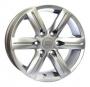 Replica W3001 - Общие характеристики  Тип : литые Материал : алюминиевый сплав Цвет : серебристый