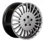 Replica MB43 - Общие характеристики  Тип : литые Материал :   алюминиевый сплав Цвет : серебристый
