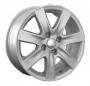 Replica TY6 - Общие характеристики  Тип : литые Материал : алюминиевый сплав Цвет : серебристый