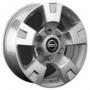 Replica NS5 - Общие характеристики  Тип : литые Материал : алюминиевый сплав Цвет : серебристый