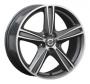 Replica 538 - Общие характеристики  Тип : литые Материал : алюминиевый сплав Цвет : серебристый  серебристый+черный