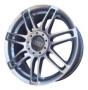 Replica 593 AU/VW - Общие характеристики  Тип : литые Материал : алюминиевый сплав Цвет : серебристый
