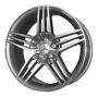 Replica 202 - Общие характеристики  Тип : литые Материал : алюминиевый сплав Цвет : серебристый+черный