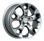 Replica FD17 - Общие характеристики  Тип : литые Материал : алюминиевый сплав Цвет : серебристый