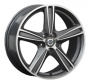 Replica W1254 - Общие характеристики  Тип : литые Материал : алюминиевый сплав Цвет : серебристый  серебристый+черный