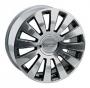 Replica W535 - Общие характеристики  Тип : литые Материал : алюминиевый сплав Цвет : серебристый+черный