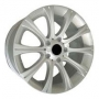 Replica W648 - Общие характеристики  Тип : литые Материал : алюминиевый сплав Цвет : серебристый
