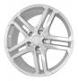 Replica 232 - Общие характеристики  Тип : литые Материал : алюминиевый сплав Цвет : серебристый  хром