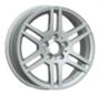 Replica MB66 - Общие характеристики  Тип : литые  кованые Материал : алюминиевый сплав Цвет : серебристый